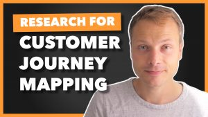 How much research do you need for a Customer Journey Map
