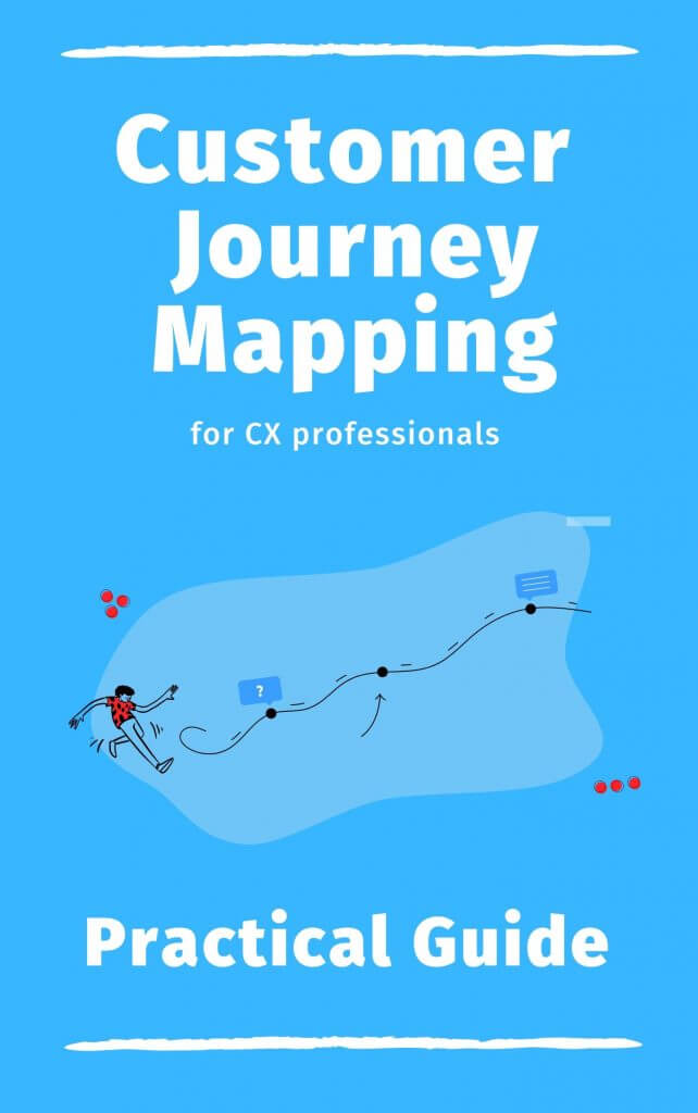 Download the Practical Guide to Customer Journey Mapping as an ebook