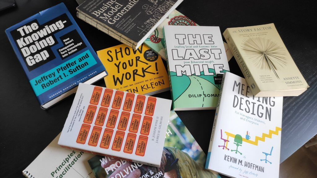 Which service design books are worth reading? Find out in this article.